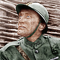 Paths Of Glory, Kirk Douglas, 1957 Poster by Everett
