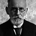 Paul Ehrlich, German Immunologist Print by Science Source