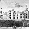 PENNSYLVANIA HOSPITAL, 1755 Poster by Granger