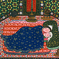 PERSIA: LOVERS, 1527-28 Poster by Granger