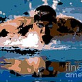 Phelps 1 Print by George Pedro
