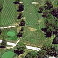 Philadelphia Cricket Club St Martins Golf Course 7th Hole 415 W Willow Grove Ave Phila PA 19118 Poster by Duncan Pearson