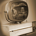 Philco Television  Poster by Mike McGlothlen