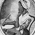 Phillis Wheatley 1753-1784, The First Poster by Everett
