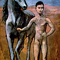 PICASSO - BOY 1906 Poster by Granger