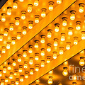 Picture of Theater Lights Print by Paul Velgos