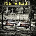 Pig Out Palace Poster by Karen M Scovill