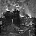 PITTSBURGH: BLAST FURNACES Print by Granger