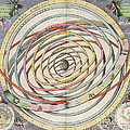 Planetary Orbits Harmonia Poster by Science Source