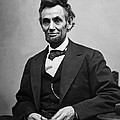 Portrait of President Abraham Lincoln Print by International  Images