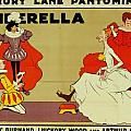 Poster for Cinderella Print by Tom Browne
