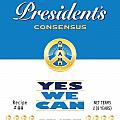 President Obama Yes We Can Soup Print by NowPower -