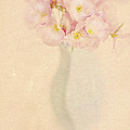 Pretty Primroses Poster by Linde Townsend