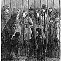 PRISON: THE TOMBS, 1871 Print by Granger