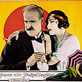 Prodigal Daughters, Theodore Roberts Poster by Everett