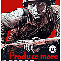 Produce More Milk For Him Poster by War Is Hell Store