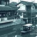 Qibao Ancient Town - A peek into the past of Shanghai by Christine Till