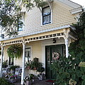 Quaint House Architecture - Benicia California - 5D18794 Poster by Wingsdomain Art and Photography