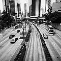 queensway and queens road east in the admiralty district hong kong island hksar china Print by Joe Fox