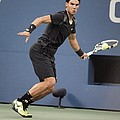 Rafael Nadal In Attendance For Us Open Print by Everett
