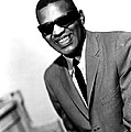 Ray Charles, Portrait Ca. 1966 Poster by Everett