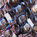 Reflections in Sunglasses Poster by Jeremy Woodhouse
