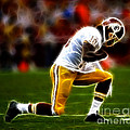 RG3 - Tebowing Poster by Paul Ward