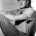 Rock Hudson, C. Mid 1950s Poster by Everett