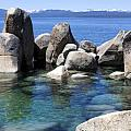 Rocky Shore by Janet Fikar