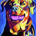 Rottweiler - Starr by Alicia VanNoy Call