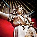 ROTUNDA COLOSSALS 2 of 3 vatican museum ancient statues rome italy Poster by Andy Smy