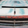 Rusty 1965 Plymouth Satellite . 5D16632 Poster by Wingsdomain Art and Photography