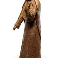 Saint Rose Philippine Duchesne sculpture Print by Adam Long