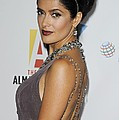 Salma Hayek At Arrivals For The Nclr Poster by Everett