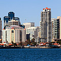 San Diego Buildings Photo Poster by Paul Velgos