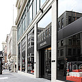 San Francisco - Maiden Lane - Prada Italian Fashion Store - 5D17800 Poster by Wingsdomain Art and Photography