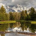 Schwabacher's Landing by Charles Warren