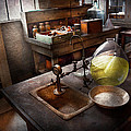 Science - Chemist - Scientific Discoveries  Print by Mike Savad