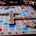 Scrabble by Valerie Morrison
