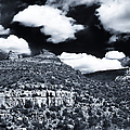 Sedona Clouds Poster by John Rizzuto