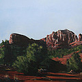 Sedona Summer Print by Adam Smith