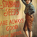 SEED COMPANY POSTER, c1890 Poster by Granger