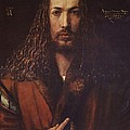 Self Portrait  Durer Poster by PG REPRODUCTIONS