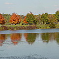 Seven Lakes State Park MI Print by Margrit Schlatter