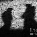 Shadow on the Wall Print by Christine Till