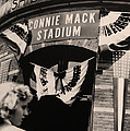 Shibe Park - Connie Mack Stadium Print by Bill Cannon