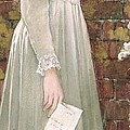 Silent Sorrow Poster by Walter Langley