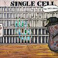 Single Cell Poster by Carrie Jackson
