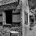 Slave Cabins Print by Steven Ainsworth