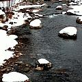 Snowy River Poster by The Forests Edge Photography - Diane Sandoval